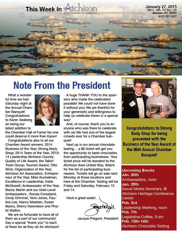 eNews 1-27-15