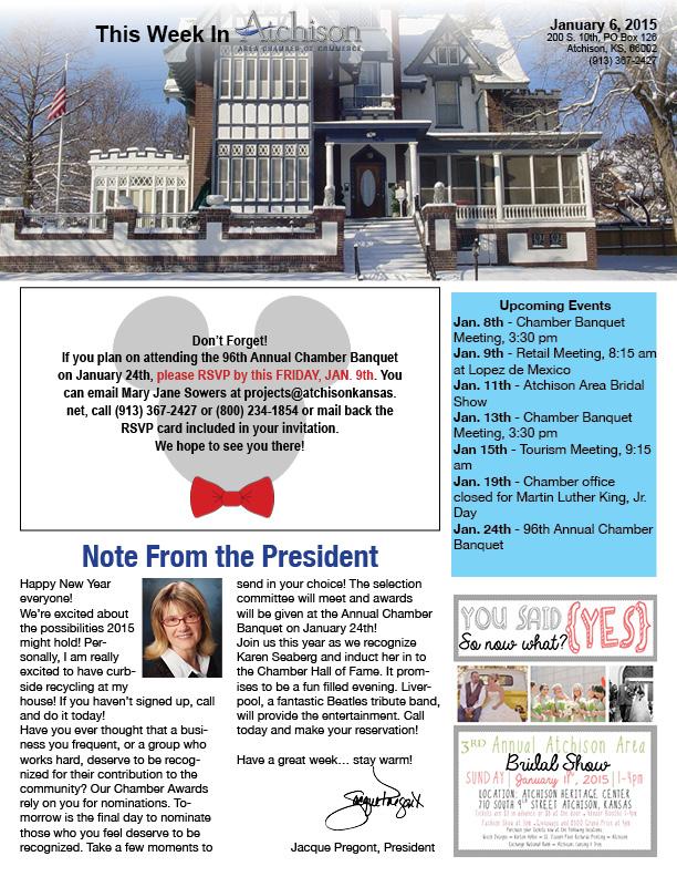 eNews 1-6-15