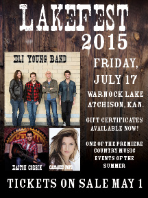 LakeFest 2015 @ Warnock Lake | Atchison | Kansas | United States