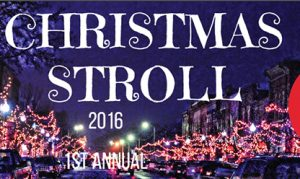 1st Annual Christmas Stroll @ Atchison | Kansas | United States